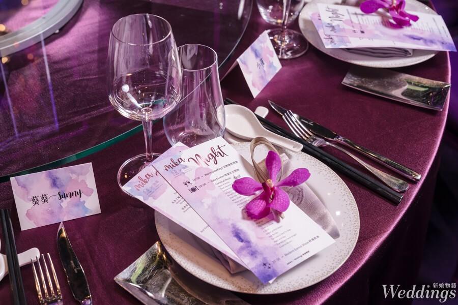 典華,台北,婚宴,婚宴場地,婚宴場地推薦,蜷川實花,許允樂