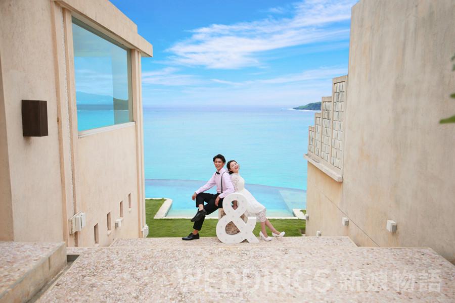 海外婚禮,愛思禮,珊瑚教堂,沖繩,教堂,場地,證婚