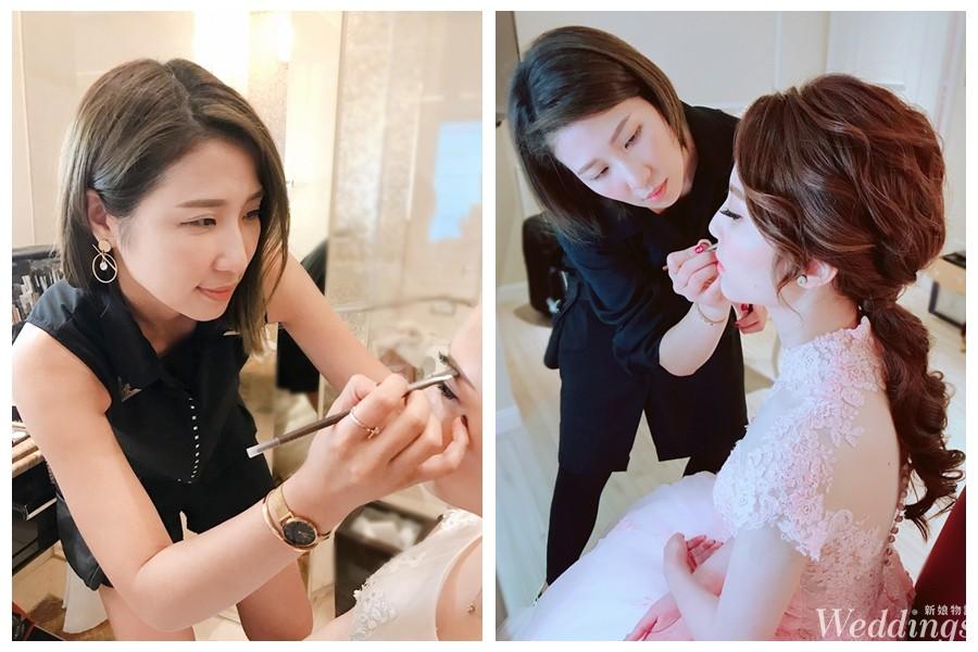 2019婚禮人,新娘秘書,婚禮品牌推薦,Penny.H Make up彩妝造型