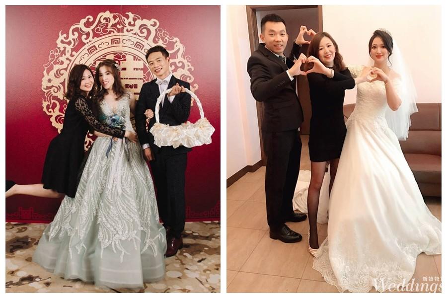 2019婚禮人,婚禮主持,婚禮品牌推薦,莫妮卡婚禮顧問