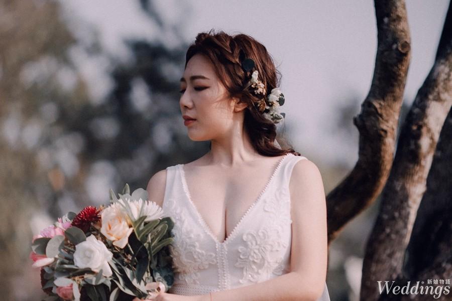 2019婚禮人,婚禮品牌推薦,新娘秘書,Lori.Cherry makeup studio