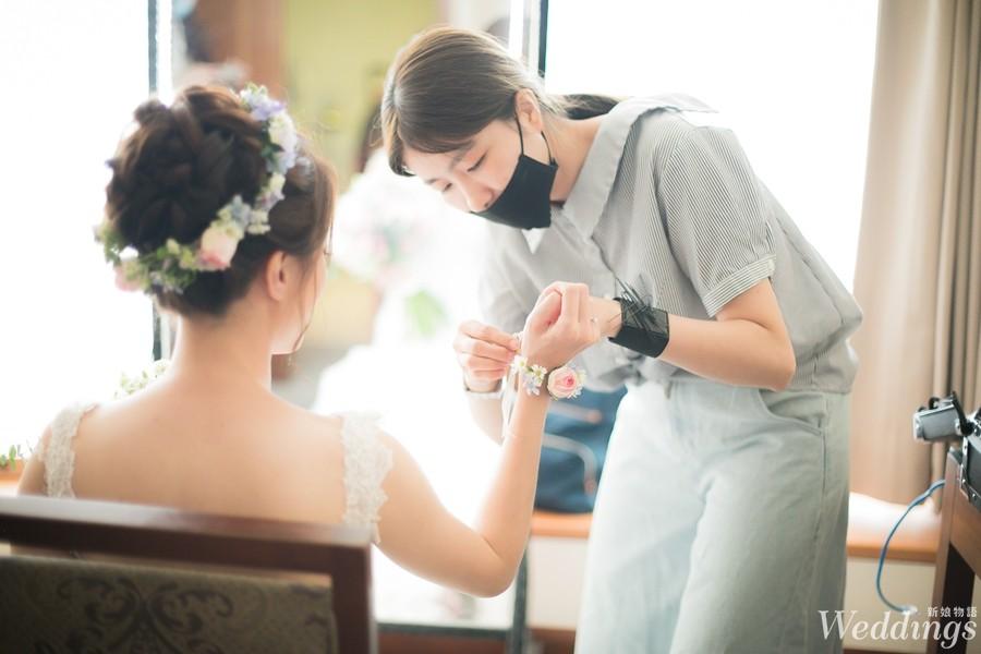 2019婚禮人,婚禮品牌推薦,新娘秘書,愛瑞思新娘秘書造型團隊
