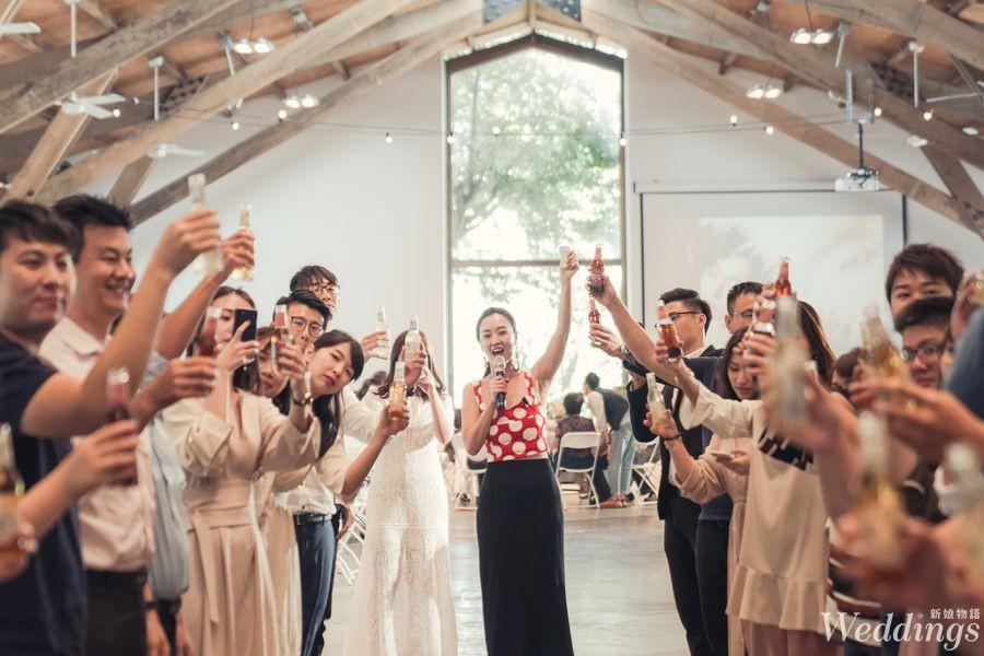 2019婚禮人,婚禮主持,婚禮品牌推薦,婚禮無限公司