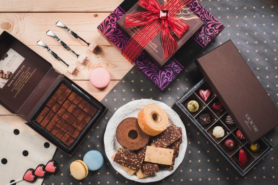 喜餅,喜餅價格,囍餅,巧克力雲莊,手工喜餅,西式喜餅,訂婚喜餅