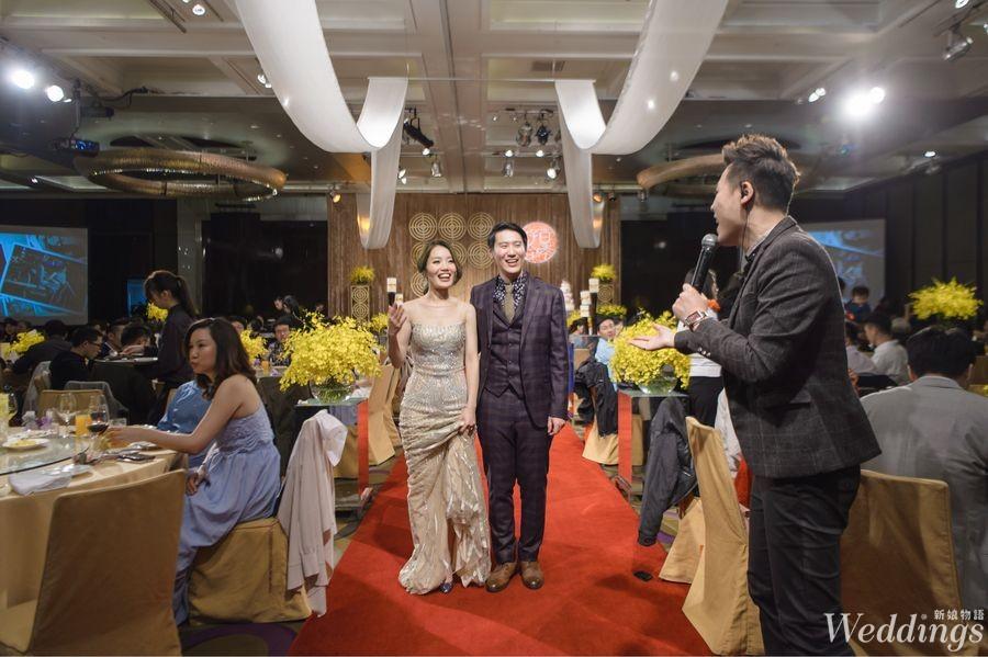 2019婚禮人,婚禮主持,婚禮品牌推薦,傑瑞 J。Wedding Planning x Host