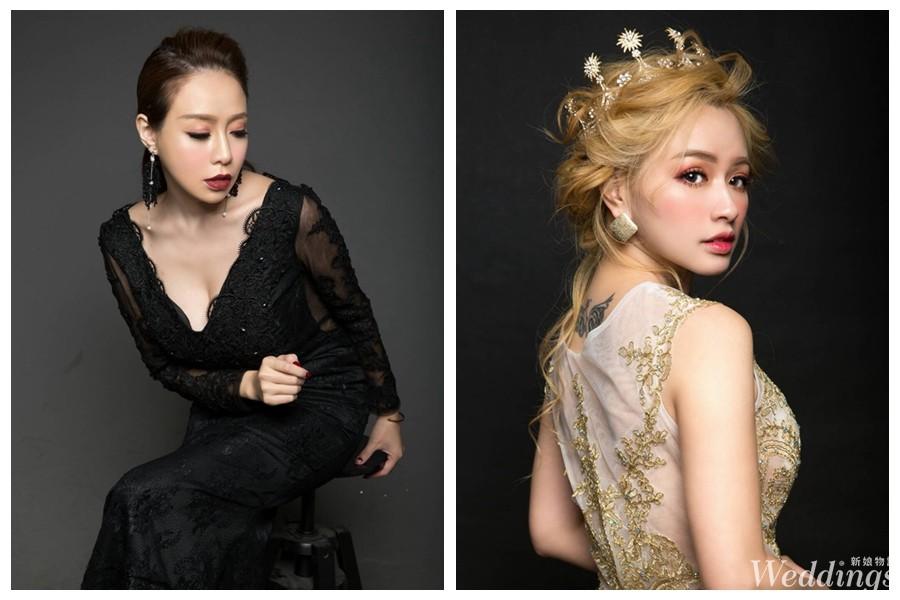 2019婚禮人,新娘秘書,婚禮品牌推薦,Allen Chi Makeup Hair整體彩妝造型教學工作室
