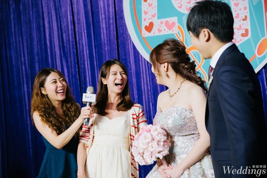 2019婚禮人,婚禮主持,婚禮品牌推薦,樂玩創意