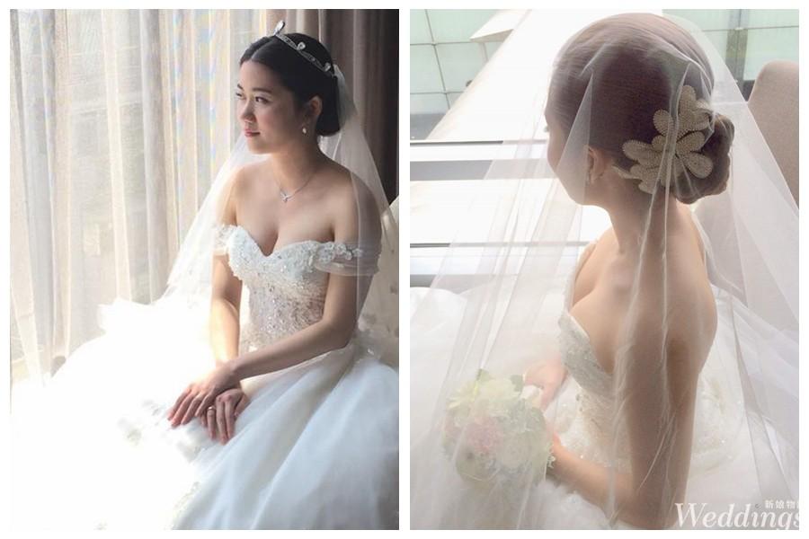 2019婚禮人,新娘秘書,婚禮品牌推薦,陳靜瑀 Makeup&Hair studio