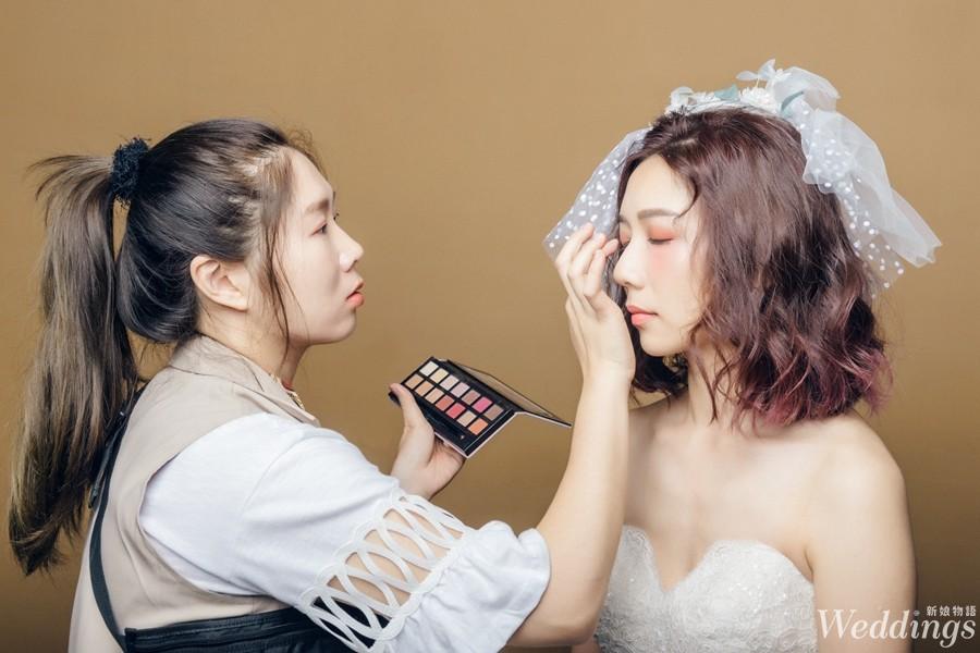 2019婚禮人,婚禮品牌推薦,新娘秘書, Colleen's makeup 可琳藝術造型設計