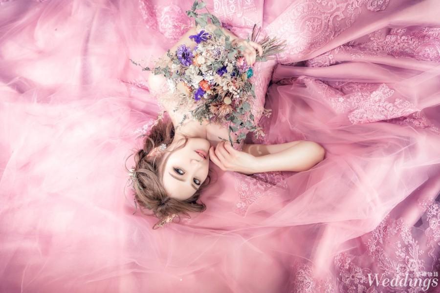 2019婚禮人,新娘秘書,婚禮品牌推薦,夢幻城堡彩妝造型團隊
