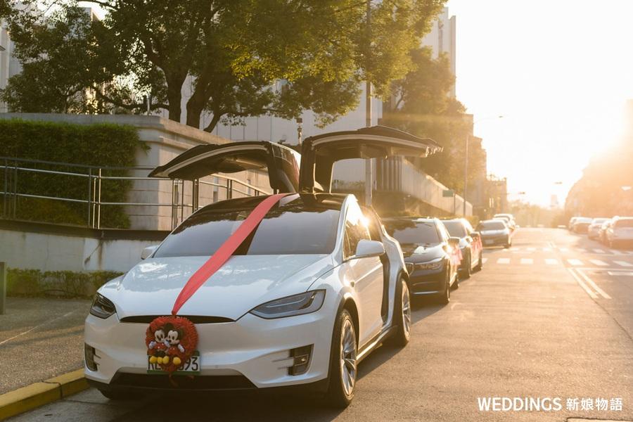 禮車,結婚禮車,禮車出租,禮車數量, 車頭綵