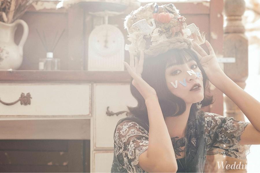 2019婚禮人,婚禮品牌推薦,VVNFS Makeup Studio,新娘秘書