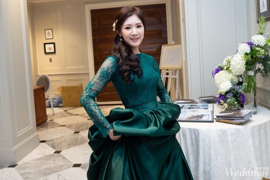 2019婚禮人,新娘秘書,婚禮品牌推薦,Triple_S 凱玥整體造型設計