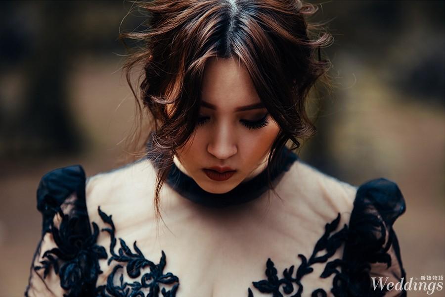 2019婚禮人,婚禮品牌推薦, Minnie Kao Makeup Studio,新娘秘書