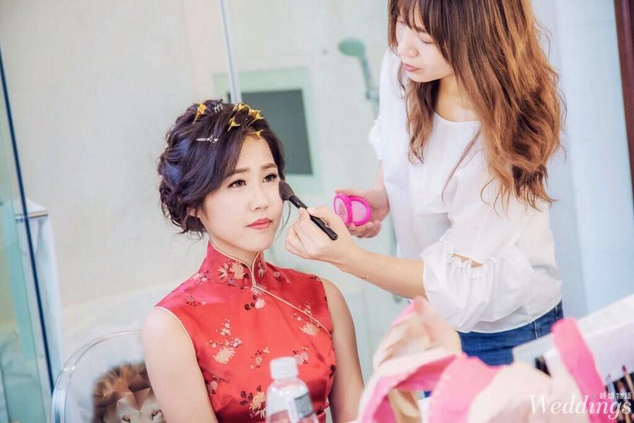 2019婚禮人,婚禮品牌推薦,新娘秘書,IVY Makeup Studio