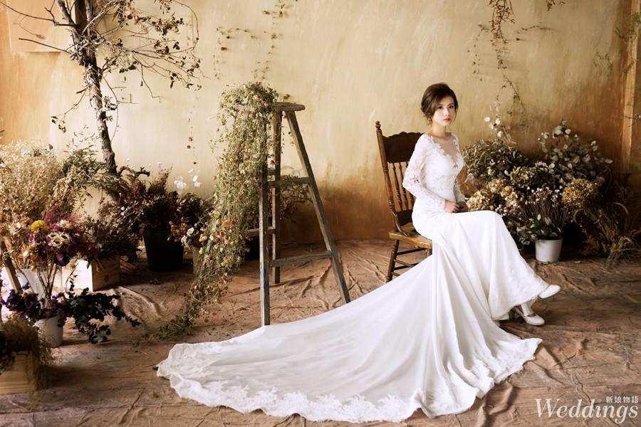 2019婚禮人,新娘秘書,婚禮品牌推薦,I-Amber design&makeup