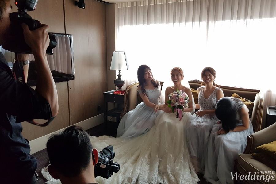 2019婚禮人,婚禮品牌推薦,婚禮錄影, Nick Sudio尼克影像