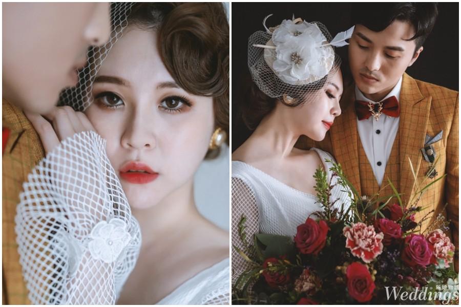 2019婚禮人,婚禮品牌推薦,新娘秘書, 拾叁攝影。造型studio