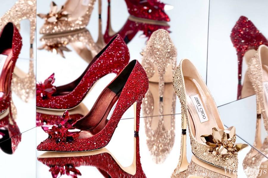 婚鞋,品牌,推薦,新娘鞋,高跟鞋
