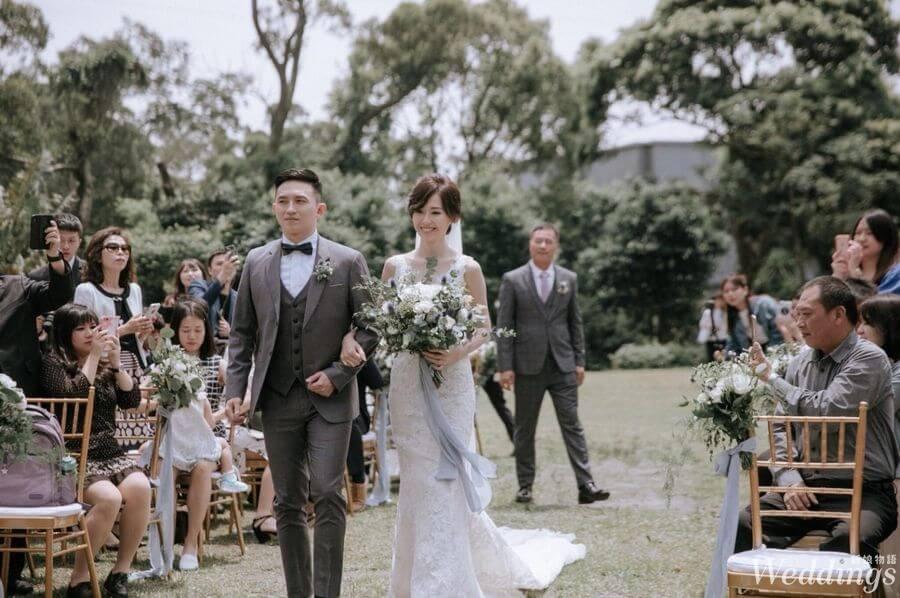 2019婚禮人,婚禮品牌推薦,婚禮佈置,男孩看見野玫瑰