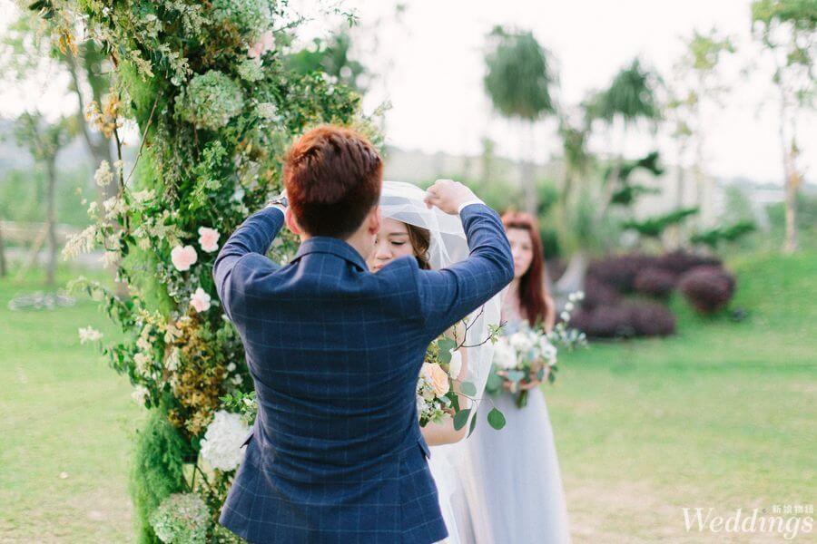 婚宴場地,晶麒莊園,戶外婚禮,新人分享,桃園,推薦