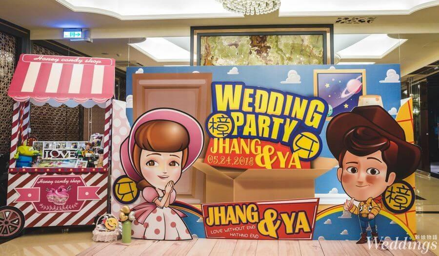 2019婚禮人,Color Dream綺夢婚禮規劃社,婚禮佈置,優質婚禮品牌