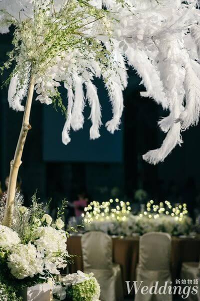 2019婚禮人,Danny's Flower,婚禮佈置,優質婚禮品牌