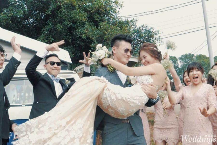 2019婚禮人,婚禮品牌推薦,婚禮錄影,The EDGE邊緣人影像事務所