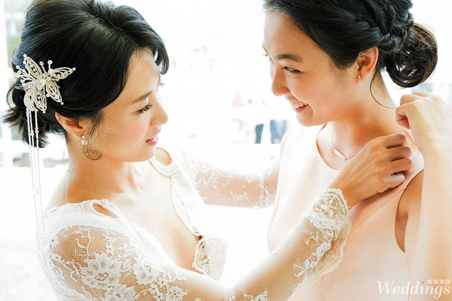 伴娘禮,IR,飾品,純銀,項鍊,手鍊,客製化