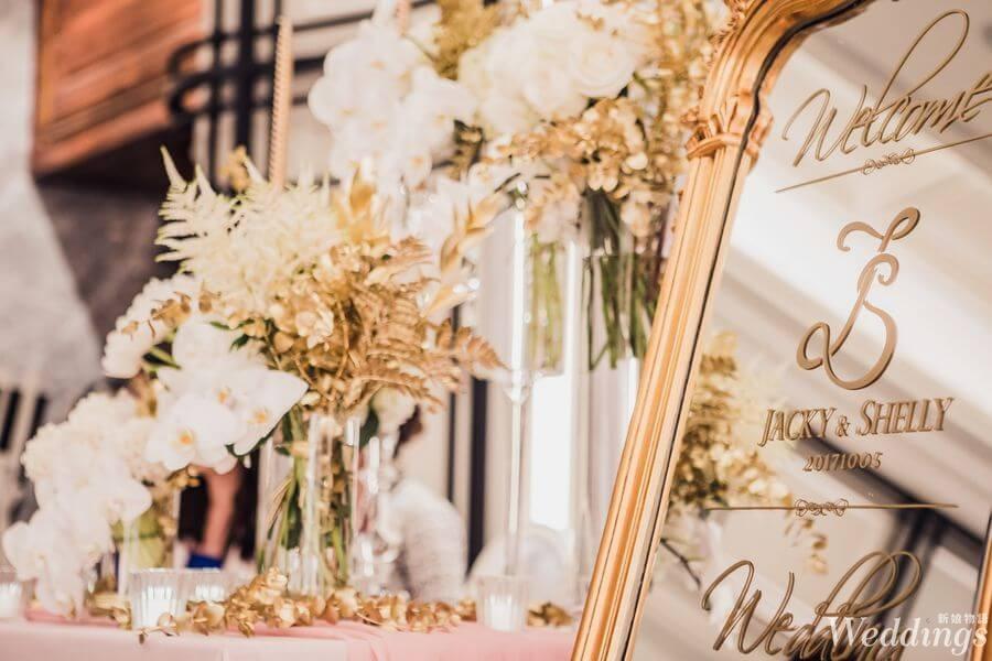 婚禮佈置,婚禮,花意空間,戶外婚禮,設計師款佈置