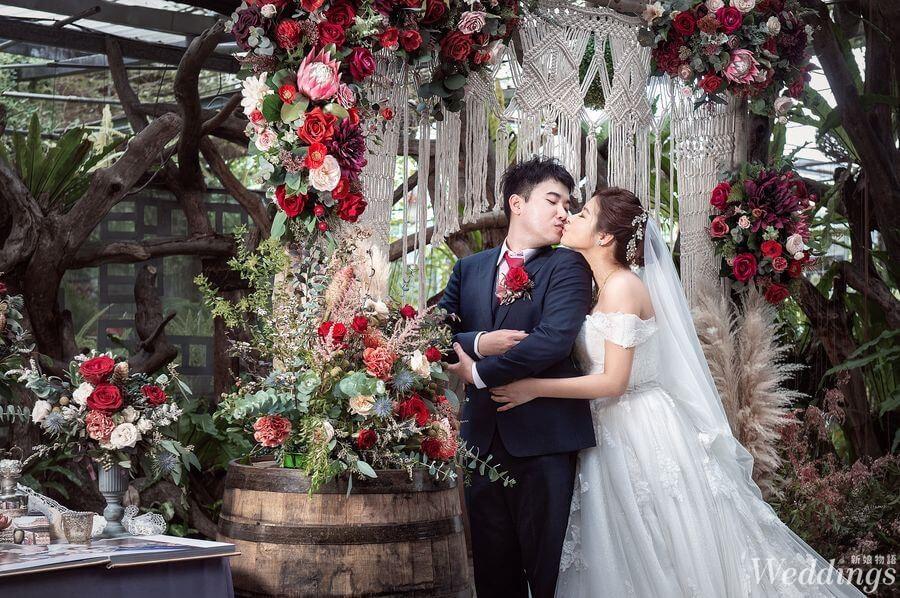 2019婚禮人,村花弄囍,婚禮佈置,優質婚禮品牌