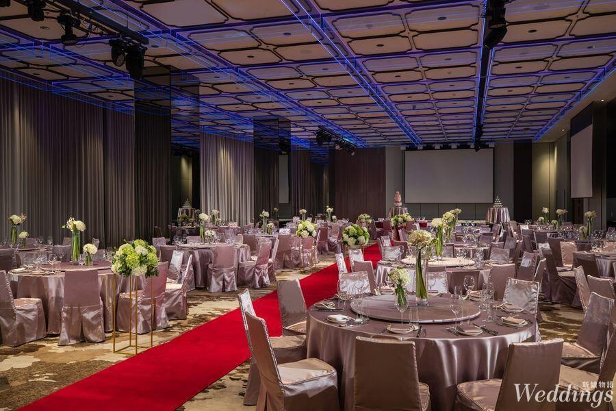 創新婚宴料理特輯|台北士林萬麗酒店|感受與婚宴料理共譜和諧韻律!