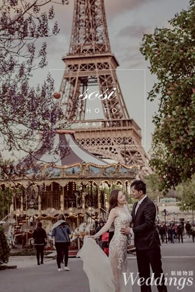 海外婚紗,婚紗攝影,自助婚紗,sosi,婚紗工作室,海外婚禮