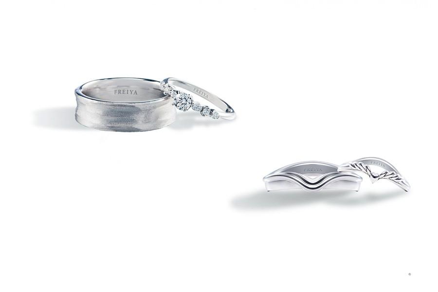 Freiya,客製化,鑽石,首飾,訂製珠寶,戒指,婚戒