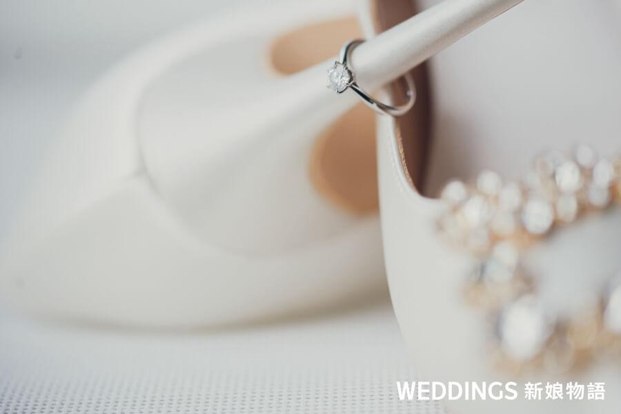 婚戒材質怎麼選,搞懂K金、鉑金、玫瑰金