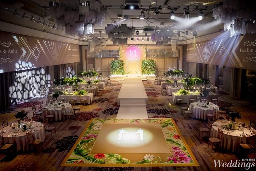 2019婚宴精選,台北美福大飯店,婚宴,婚宴場地,台北婚宴場地
