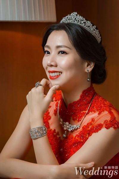 鑽石家,珠寶租借,黃金租借,文定,新娘造型,黃金套組,珍珠,翡翠
