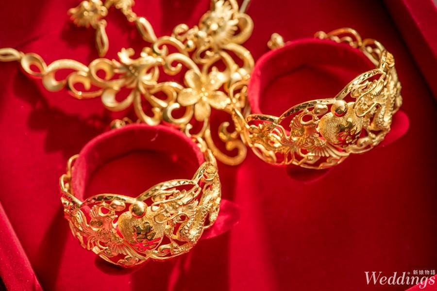結婚黃金,黃金套組,文定金飾,黃金,金價,金戒指,金飾