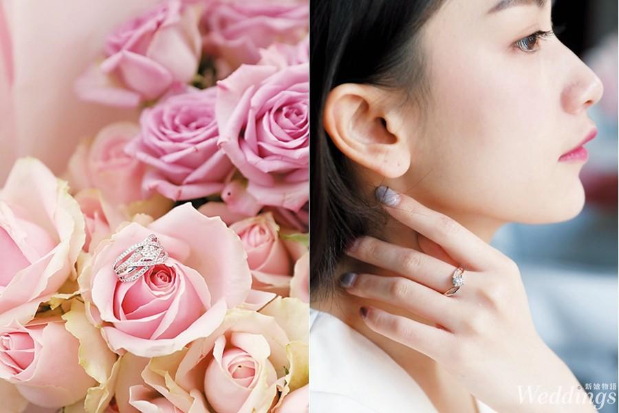 婚戒,京華鑽石,鑽戒,戒指,鑽石
