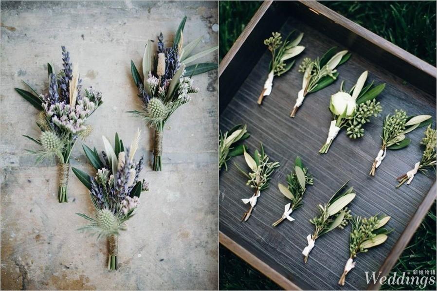 新郎,婚禮,婚宴,西裝,西服,胸花穿搭,胸花