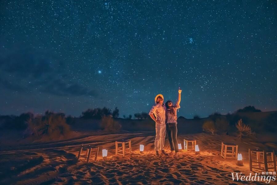 婚紗拍攝,新人,旅拍,旅行,沙漠,海外