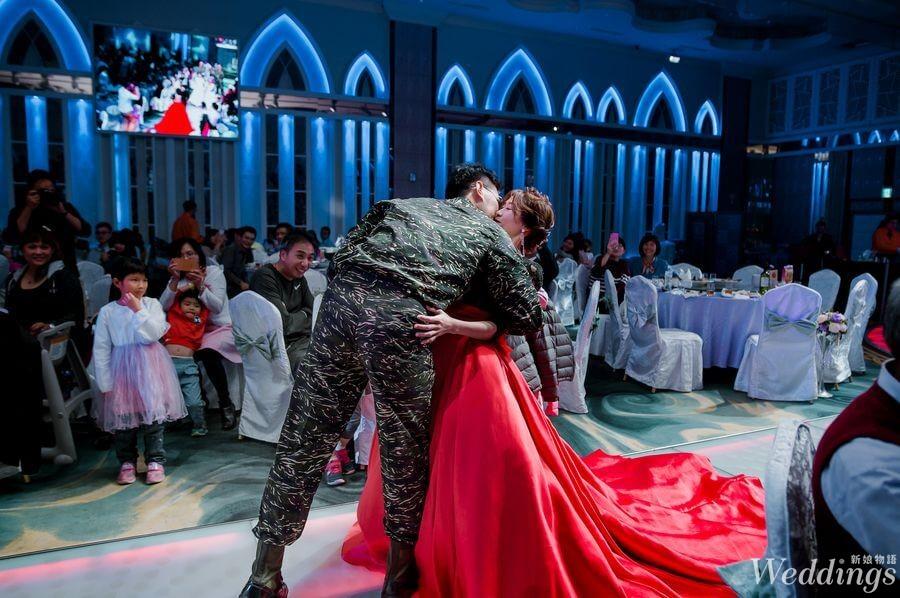 新人分享,高雄婚宴,婚宴,享溫馨,婚宴場地,結婚
