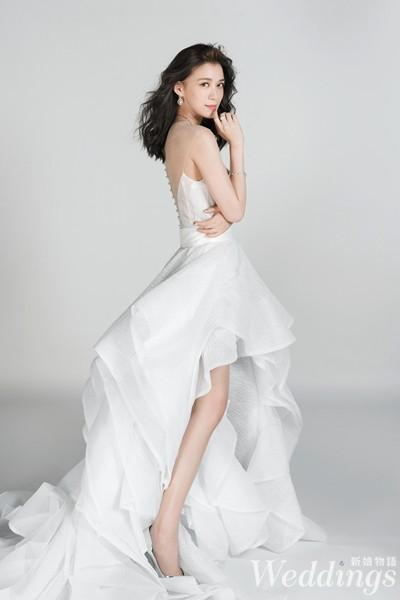 王思平,王思平結婚,新娘物語,雜誌封面,封面人物,Jasmine Galleria,京華鑽石