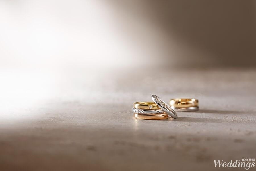 I-PRIMO新款戒指推薦|新簡約對戒系列,客製化鑽石婚戒閃耀光輝