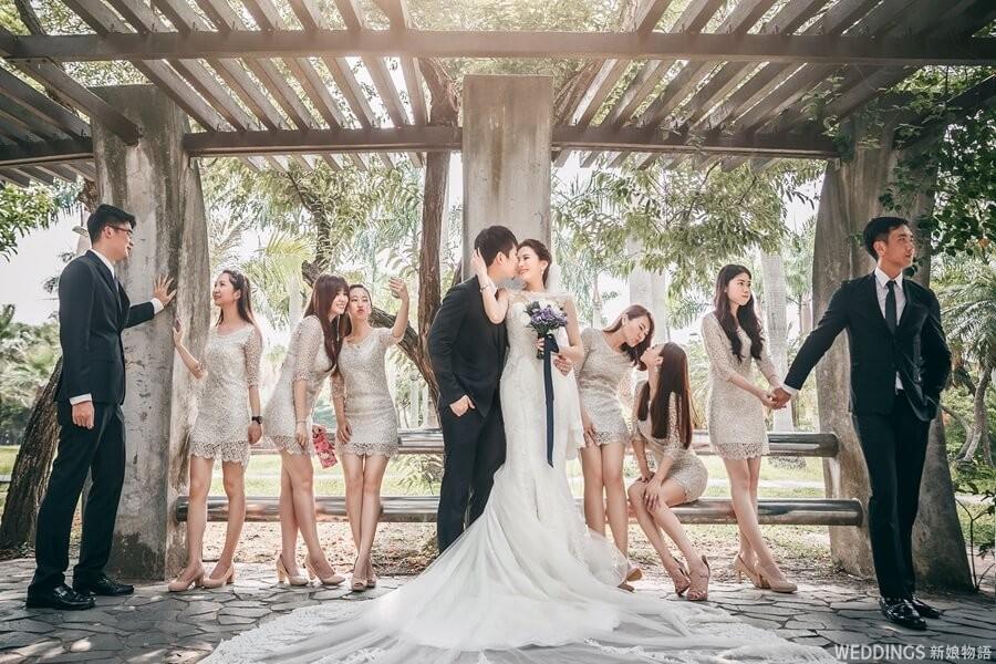 伴娘,婚禮,婚宴,禮服,伴娘服,伴娘穿搭,穿著