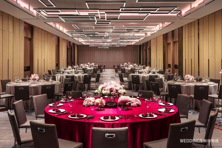 2019婚宴精選,婚宴,台北婚宴,台北婚宴場地,台北國泰萬怡酒店
