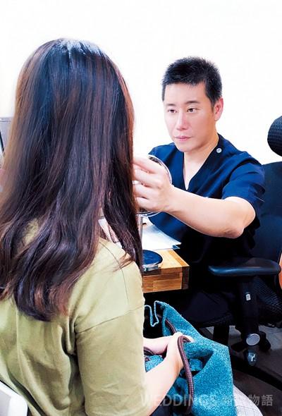 醫美,打肉毒,東區時尚美學診所,邱志龍,玻尿酸,晶亮瓷
