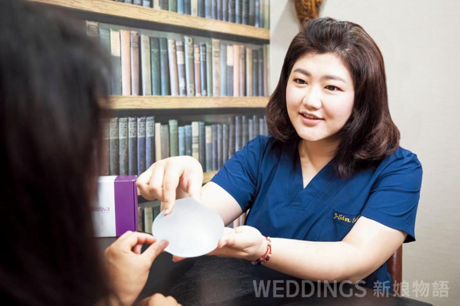 脂感魔滴,隆乳,隆乳手術,光澤診所,醫美,呂佾欣