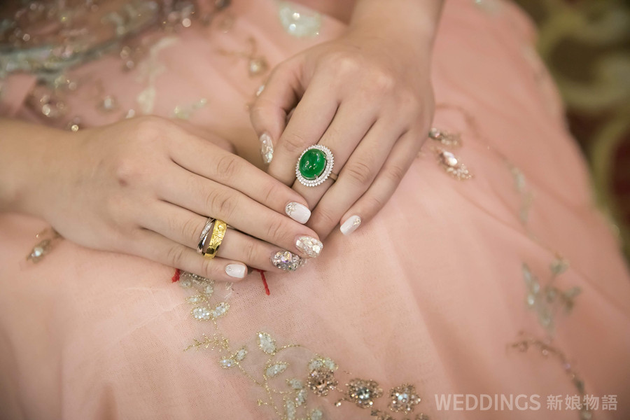 珠寶租借,鑽石家,翡翠,水晶,新娘造型,珠寶,文定造型