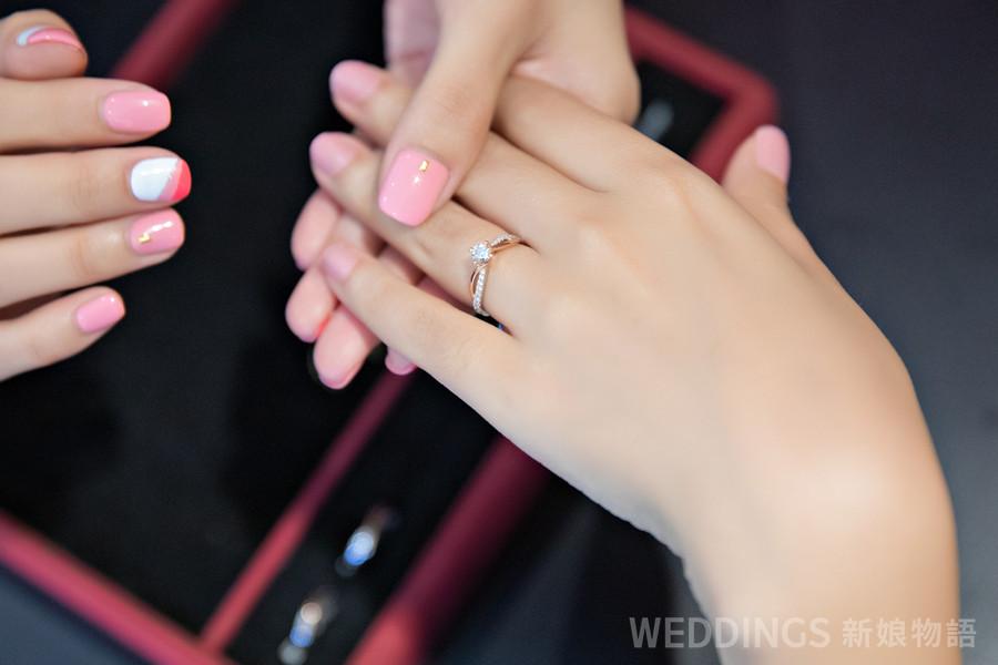 結婚戒指,戒指推薦,法蝶珠寶,鑽石,婚戒,鑽戒,戒指,求婚戒,對戒